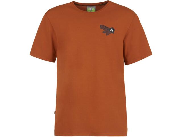 E9 Onemove T-paita Miehet, brick
